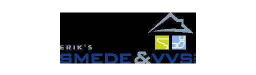Eriks smede og VVS logo