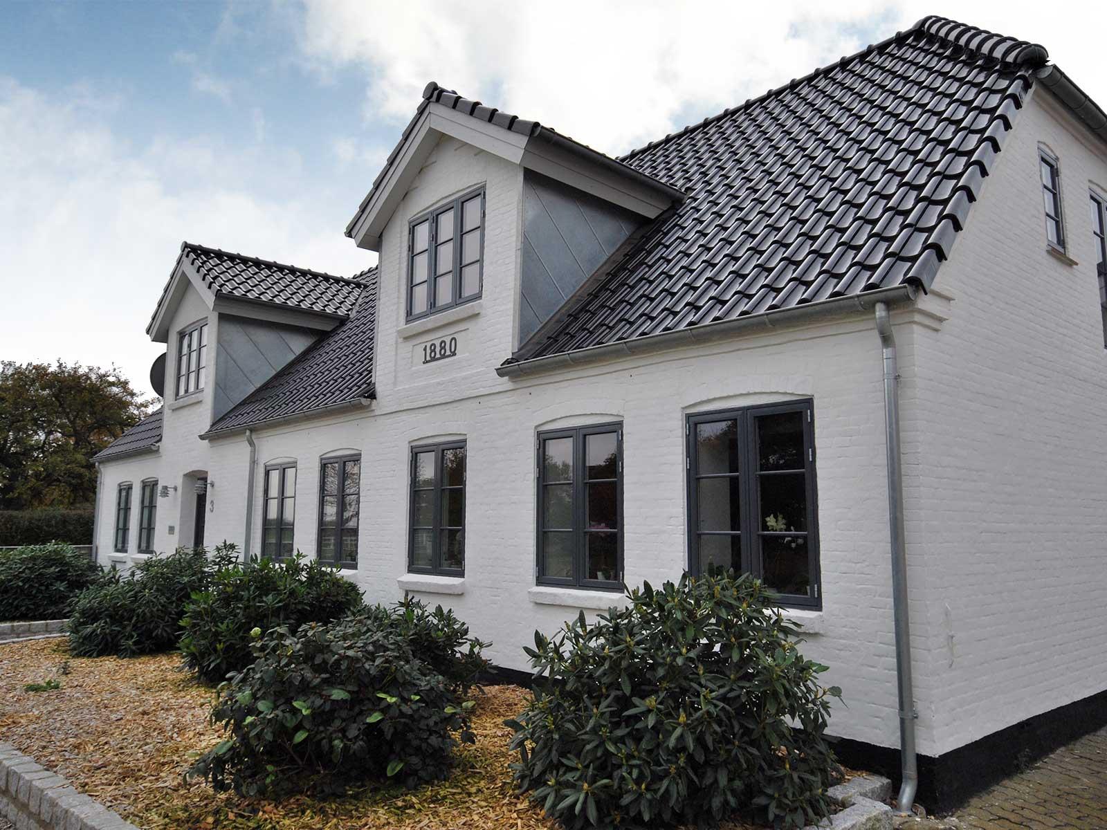 Indækninger Zink Renovering Eriks Smede Og VVS Sønderborg
