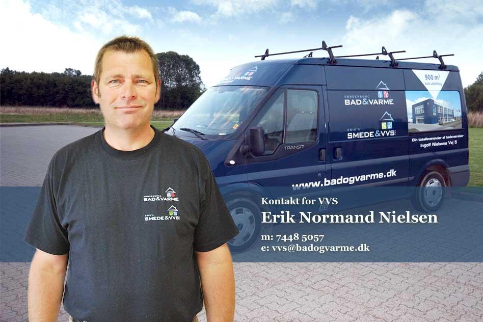 Erik Nielsen VVS Sønderborg